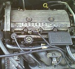 quad engine a 2 3 l quad 4 in 1995 chevrolet cavalier z24
