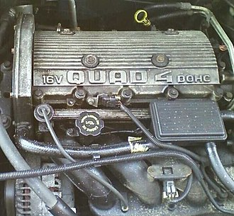 Quad 4 engine - A 2.3 L Quad 4 in 1995 Chevrolet Cavalier Z24