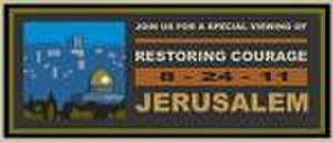 Restoring Courage tour - Image: Restoringcourageeven t