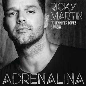 Adrenalina (Wisin song) - Image: Ricky Martin Adrenalina