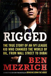 Rigged (book) by Ben Mezrich.jpg