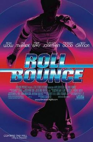 Roll Bounce - Theatrical release poster