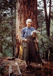 Rose E. Collom American botanist