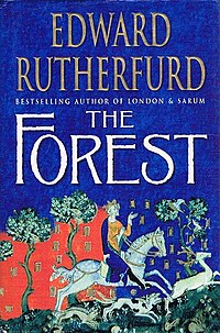 Rutherfurd TheForest first ed.jpg