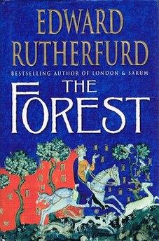 <i>The Forest</i> (novel) historical novel by Edward Rutherfurd