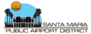 Santa Maria Public Airport - Image: SMX logo