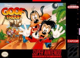 <i>Goof Troop</i> (video game)