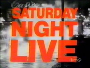 Saturday Night Live (season 7) - Image: SNL1980s