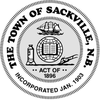 Official seal of Sackville (Pré des Bourg)