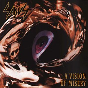 A Vision of Misery - Image: Sadus avom