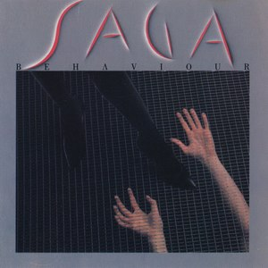 Behaviour (Saga album) - Image: Saga Behaviour (1985) front cover