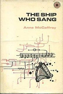 <i>The Ship Who Sang</i> book by Anne McCaffrey
