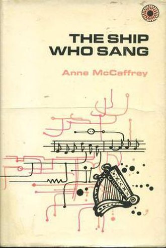 The Ship Who Sang - first edition cover