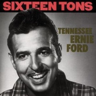 Tennessee Ernie Ford - Sixteen Tons album cover