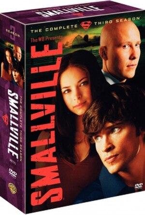Smallville (season 3)