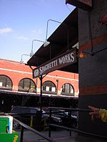 Spaghetti Works is a business located in the Old Market Historic District.