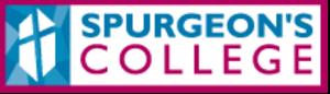 Spurgeon's College - Image: Spurgeons College logo