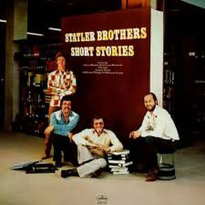 Short Stories (The Statler Brothers album) - Image: Statler bros short stories