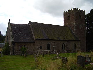 Stoke St. Milborough village in the United Kingdom