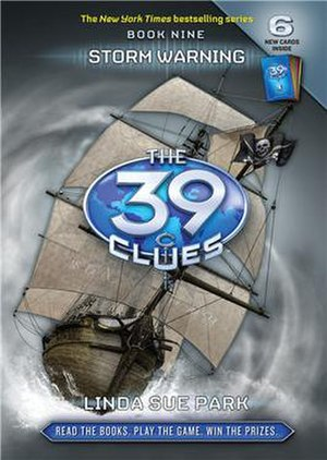 Storm Warning (The 39 Clues)