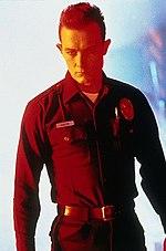 T 1000 Terminator Robert Patrick as the T-1000/Austin in Terminator 2: Judgment Day .