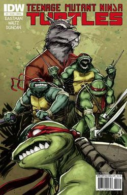 Teenage Mutant Ninja Turtles (IDW Publishing) - Wikipedia