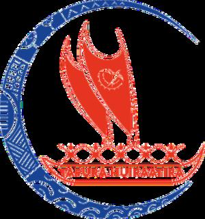 Tapura Huiraatira - Image: Tapura Huiraatira logo