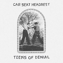 Teens of Denial Car Seat Headrestjpg