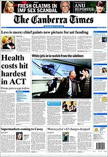 The Canberra Times - Wikipedia