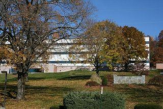 Gilbert School School in Winsted, Litchfield, Connecticut, USA