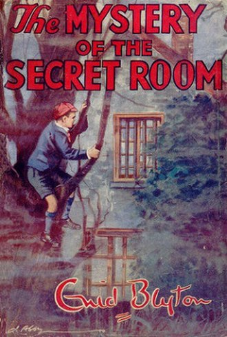 The Mystery of the Secret Room - First edition (publ. Methuen)
