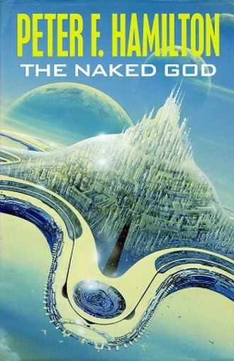 The Naked God - First edition