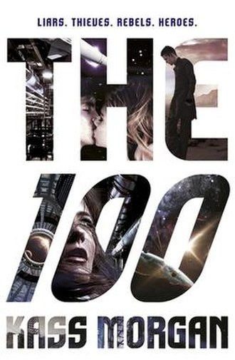 The 100 (novel series) - Image: The 100 book cover