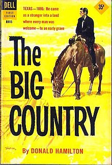 The Big Country Dell First edition B115.jpg