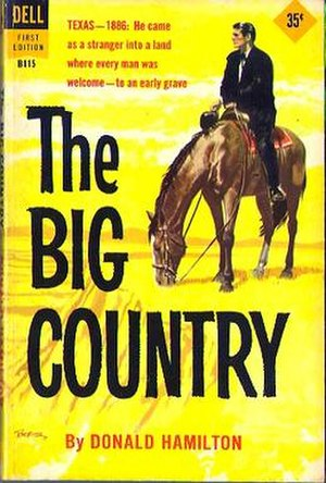 The Big Country (Hamilton novel) - Paperback original