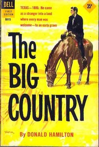 The Big Country (Hamilton novel) - Paperback original
