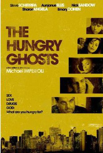 The Hungry Ghosts - Image: The Hungry Ghosts Video Cover