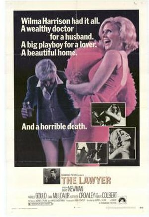 The Lawyer (film) - Image: The Lawyer Film Poster