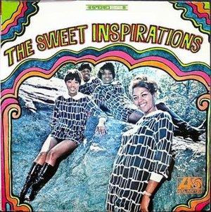 The Sweet Inspirations (album) - Image: The Sweet Inspirations album cover