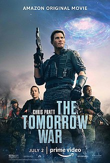 The Tomorrow War (2021 film) official theatrical poster.jpg
