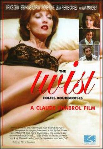 The Twist (film) - DVD cover