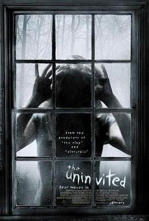 The Uninvited (2009 film) - Theatrical release poster