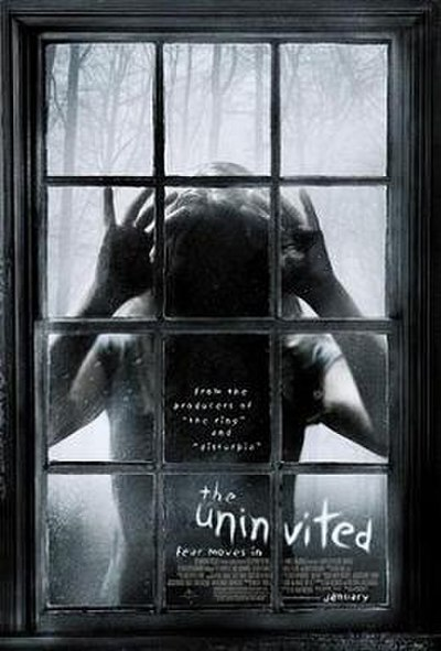 Picture of a movie: The Uninvited