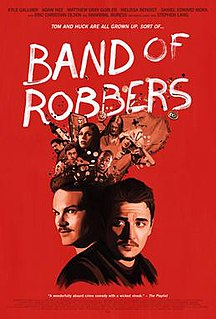 <i>Band of Robbers</i> 2015 film by Nee Brothers