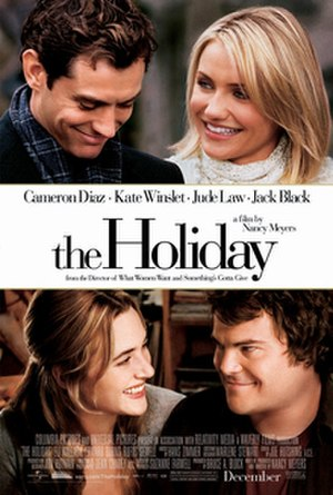 The Holiday - Image: Theholidayposter