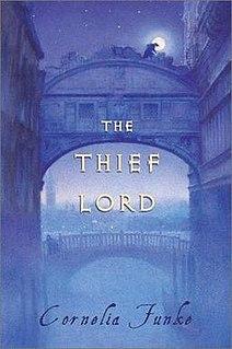 <i>The Thief Lord</i> Novel by Cornelia Funke