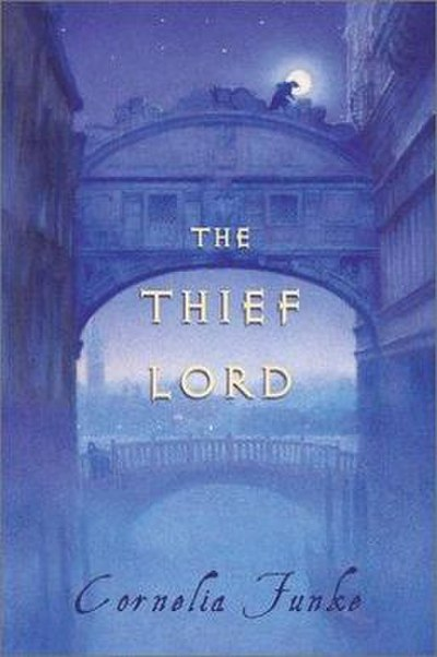 Picture of a book: The Thief Lord