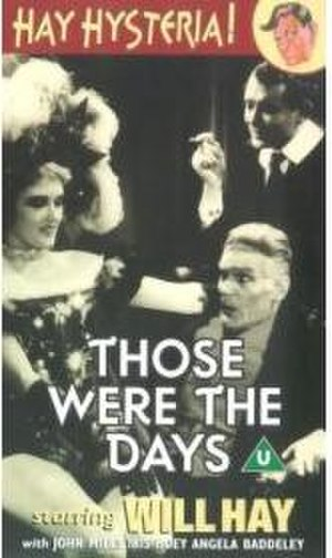 Those Were the Days (1934 film)