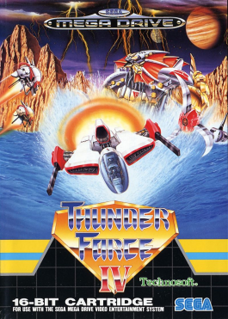 <i>Thunder Force IV</i>