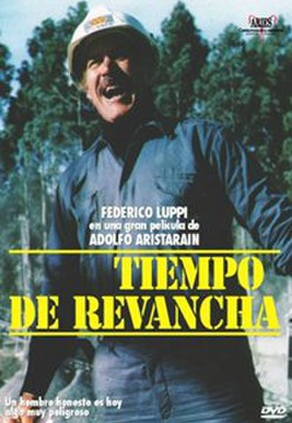 Time for Revenge - Spanish language theatrical poster